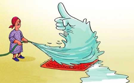 در آستانه فرارسیدن سال نو آبفای استان تهران درخواست کرد: مدیریت مصرف آب را در انجام سنت خانهتکانی فراموش نکنیم